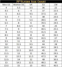 Pf Flyers Size Chart Pf Flyers Center Hi Top Grey Shoes Mycraze