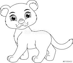 Small Picture Black Panther Coloring Pages panther coloring page animals town