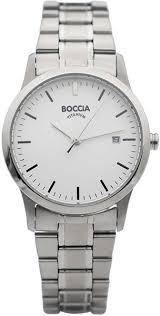 <b>BOCCIA</b> Men - купить наручные <b>часы</b> в магазине TimeStore.Ru