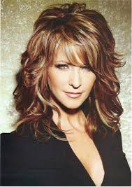 Layered Hairstyles With Bangs Long Length Layered Haircut Picture