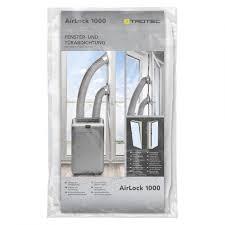 Airlock 200 Fensterabdichtung Trotec Shop