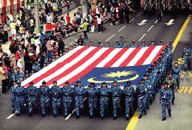 61st Hari Merdeka Takes Pride in the Patriotism of Malaysians with the  Theme Sayangi Malaysiaku (Love my Malaysia)