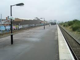 Bordesley railway station
