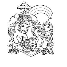 My Little Pony Baby Pinkie Pie Kleurplaat Seite 2 Kleurplatenlcom
