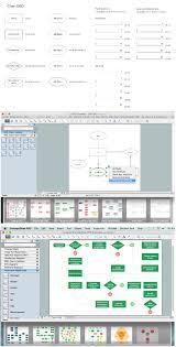 Relationship Diagram Entity Relationship Diagram Design Element Chen Professional 17
