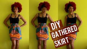 African Skirts Patterns Custom Design