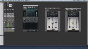 how to use waves vocal rider as auto makeup gain for processing