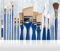 full range of versatile brushes and painting tools hand selected and developed by wilson