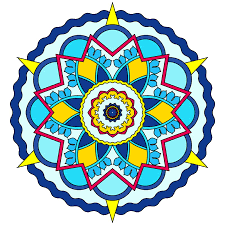 description this is volume 4 in the mandala coloring books