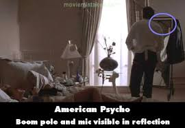 American Psycho Quotes Stunning American Psycho 48 Movie Mistake Picture ID 48