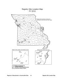 Source missouri registry annual report fiscal year 2012