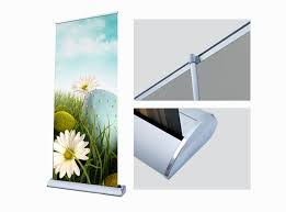 Retractable Display Stands Retractable Banner With Display 86