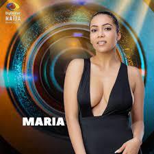 BBNaija: Maria in tears as she ...