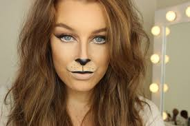easy cat makeup photo 1