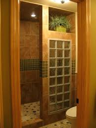 awesome glass block shower idea for best on wall kit design window installation base