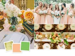 15 Wedding Color Combos You've Never Seen   TheKnot.com My favorites: