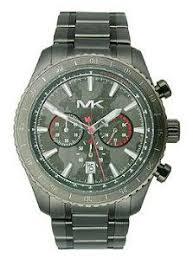 michael kors men s mk8436 brecken chronograph black dial black michael kors richardson black stainless steel men s watch mk8352