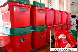 christmas storage containers. To Christmas Storage Containers