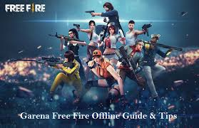 Garena Free Fire Offline Guide & Tips