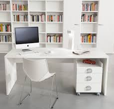 elegant home office furniture. Home Office Desks In White Elegant Furniture