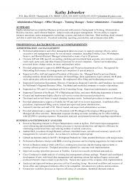 Good Insurance Office Manager Resume Network Administartion Sample