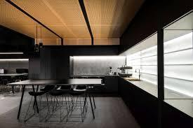 modern office architecture design. Hillam Office Kitchen Area Connected To Workspace Modern Architecture Design C