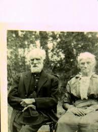 John Wesley and Malvina Drew McLaughlin Aug 1914. Golden Wedding  anniversary | Historical figures, Golden wedding anniversary, Golden wedding