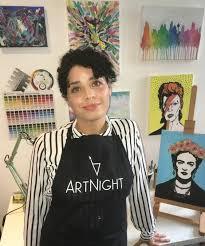 Becky Christian - ArtNight