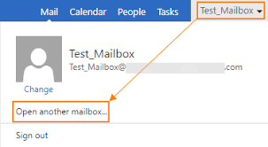 Image Flag Intermedia Knowledge Base How Do Open Another Users Mailbox In Owa 2013