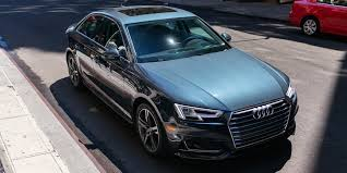 2017 Audi A4 Sedan Business Insider 2016 Car Of The Year Runner Up