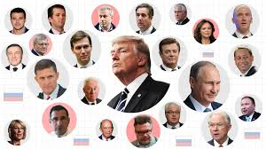 Trump Russia Flow Chart The Many Paths From Trump To Russia Cnn Com