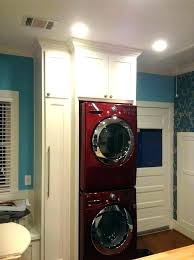 stackable washer dryer closet dimensions washer and dryer closet dimensions stackable washer dryer closet size