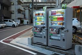 How Many Vending Machines In Tokyo Awesome Touchscreens Go Mainstream For Tokyo Vending Machines Core48