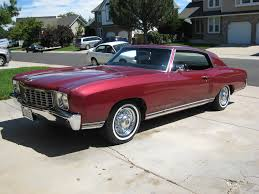 sdeleplancque 1972 Chevrolet Monte Carlo Specs, Photos ...