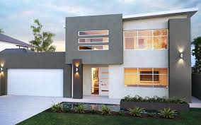 Small Picture Modern exterior house design ideas House and home design