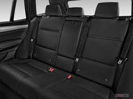 2017 bmw x3 rear seat