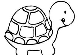turtle drawing for kids. Simple For Simple Turtle Drawing Easy Of A At Getdrawings  Free For  Personal Use Inside Kids E