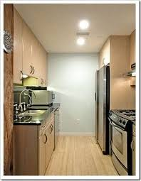 Good The Experts Are Telling Me That Light Colored Cabinets Should Be Used In Galley  Style Kitchens...but What If The Rest Of The Apartment Has Medium Colored  ...