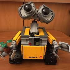 Giá bán Mẫu Đồ Chơi Xếp Hình Robot Biết Yêu (Người Máy Xe RoBot) 16003 Lion  king 180042