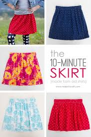 Upcycle Old Clothes The 10 Minute Skirt Re Purposing Old Shirts Into Skirts Make
