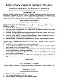 Elementary Teacher Cover Letter Sample Guide Resumecompanion