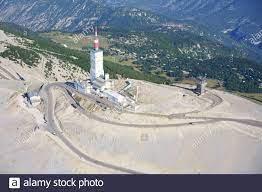 Mont Ventoux Luftaufnahme Stockfotos und -bilder Kaufen - Alamy