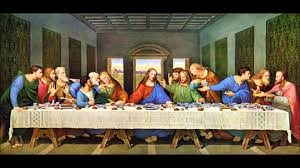 davinci s the last supper for use with teaching the lesson and the twelve