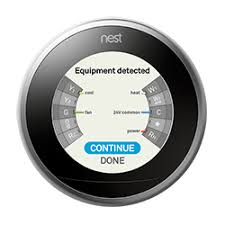 a step by step guide to setup on the nest learning thermostat the nest learning thermostat uses system match to tell what kind of heating and cooling system you have in your home but you ll need to enter some