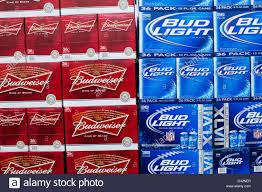 Bud Light Nfl 36 Pack 2017 Bud Light Beer Stock Photos Bud Light Beer Stock Images