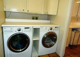 double stack washer and dryer. Washer Dryer Cabinet And Cabinets Multipurpose Design For With Double Machine Upon Brown Stackable Stack