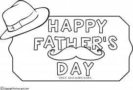 Small Picture Printable father day hat coloring pages for kids Printable