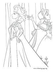 Frozen Elsa And Anna Coloring Pages Gyerekpalotainfo