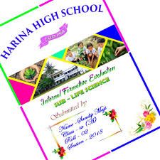 School Cover Page Design Project Front Page Design For Environmental Psd Picture