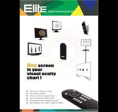 Elite Digital Hdmi Visual Acuity Chart Kit